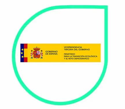 logo del Ministerio de Transición Ecológica y el Reto Demográfico